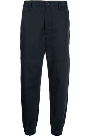 Armani Cuffed chino trousers
