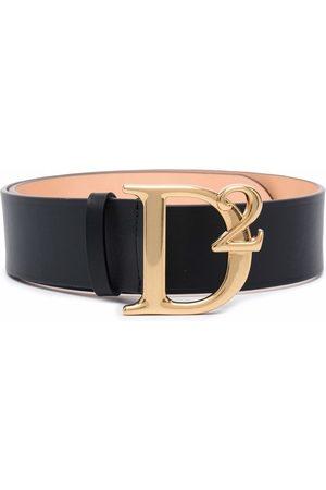 Dsquared2 D2 leather belt