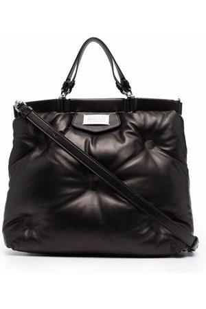 Maison Margiela Women Handbags - Quilted sheepskin tote