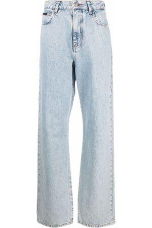 Philipp Plein Iconic loose fit jeans