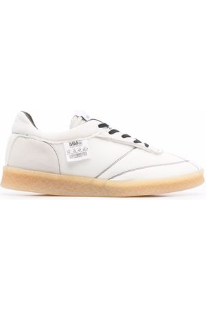 MM6 MAISON MARGIELA Inside Out 6 Court low-top sneakers
