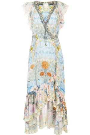 Camilla Women Dresses - Morris Muse wrap dress