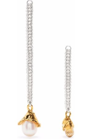Alighieri The Greatest Flame from the Smallest Spark earrings