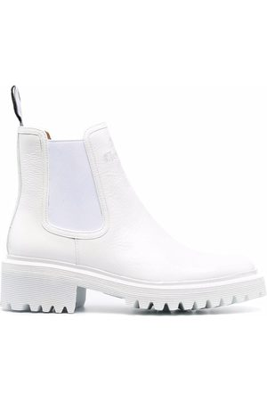 Church's Chunky leather boots
