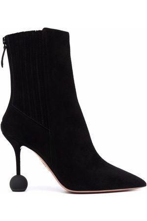 Aquazzura Sue ankle boots