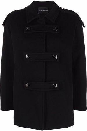 Emporio Armani Double-breasted tailored blazer