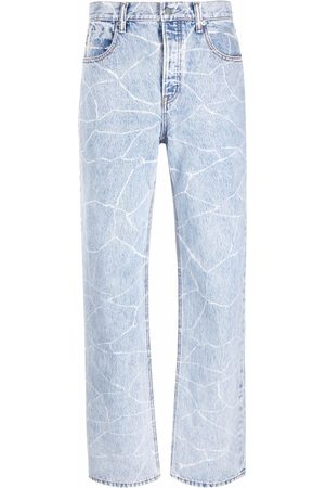 Alexander Wang Stacked skater jeans