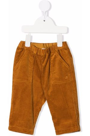 BONPOINT Baby Stretch Pants - Corduroy stretch-cotton trousers