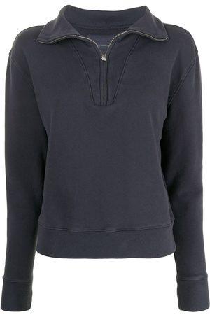 NILI LOTAN Women Sweatshirts - Bentely half zip sweatshirt