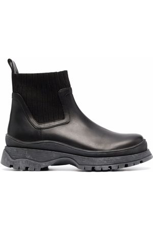 Staud Chunky slip-on boots