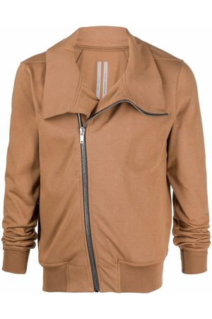 Rick Owens Zip-up funnel neck jacket