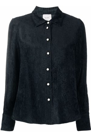 ALYSI Corduroy button-down shirt