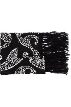 424 FAIRFAX Men Scarves - Paisley pattern scarf