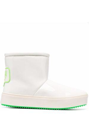 Chiara Ferragni Women Boots - Round-toe boots