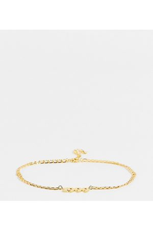 Image Gang Curve Date anklet in plate 99