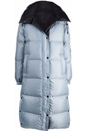 YVES SALOMON Women Hoodies - Zip-up down-filled coat