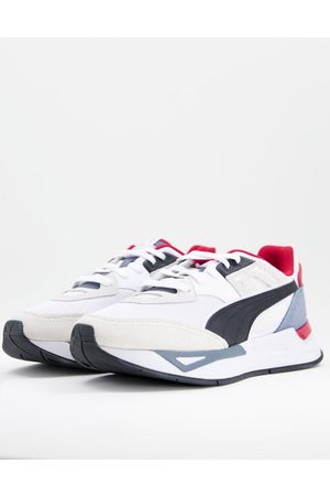 PUMA Mirage Sport Remix trainers in and black