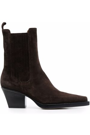 PARIS TEXAS Pull-on ankle boots