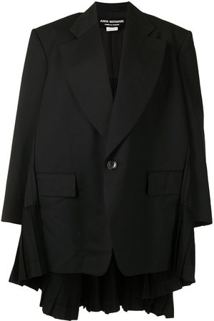 JUNYA WATANABE Women Blazers - Pleat-detail oversized blazer