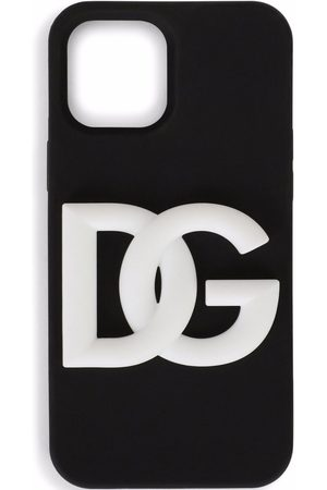 Dolce & Gabbana DG-logo iPhone 12 Pro cover