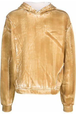 A-cold-wall* Acid wash hoodie
