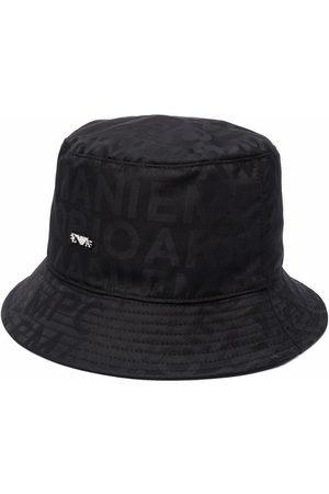 Emporio Armani Plain bucket hat