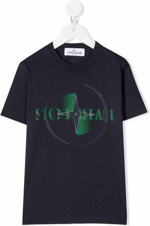 Stone Island Logo crew-neck T-shirt