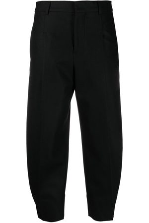 Ami Tailored cropped trousers