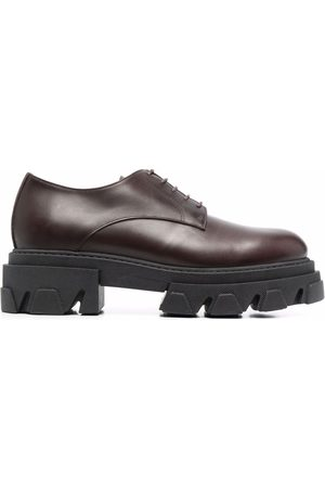 P.a.r.o.s.h. Lace-up chunky-sole shoes