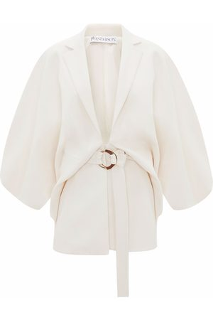 J.W.Anderson STRUCTURED CAPE JACKET