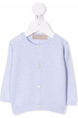 LA STUPENDERIA Buttoned cashmere-knit cardigan