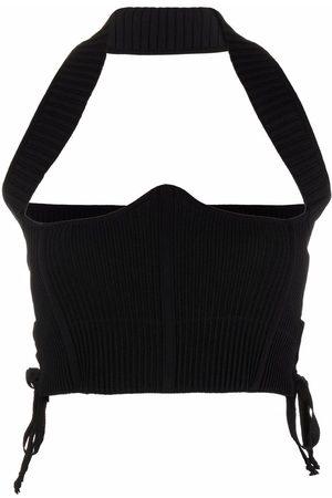 Adamo Harness vest top