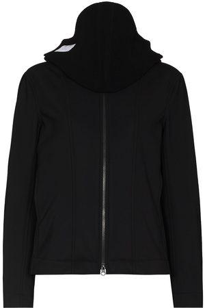Timothy Han Sculptured zip-up jacket