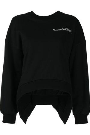 Alexander McQueen Corset-back sweatshirt