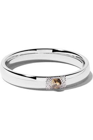 De Beers 18kt Talisman diamond 3mm band
