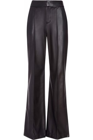 ALICE+OLIVIA Dylan high-waisted wide trousers
