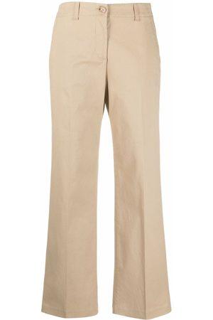 Aspesi Casual wide-leg trousers