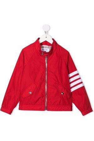 Thom Browne 4-Bar bomber jacket