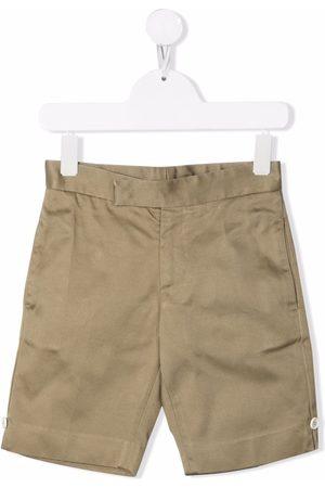 Thom Browne Boys Bermudas - RWB Bermuda shorts