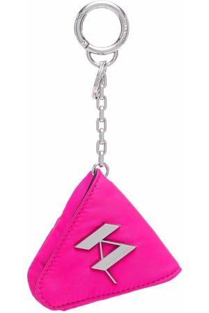 Karl Lagerfeld Women Keychains - Logo-plaque keyring