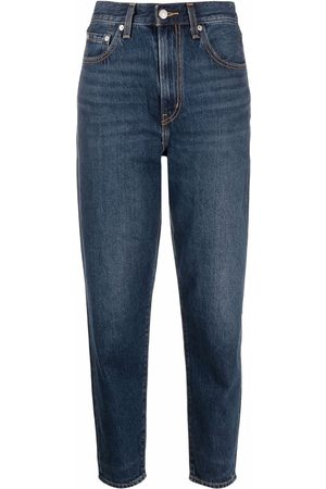 Levi's Women Tapered - Cropped tapered-leg jeans