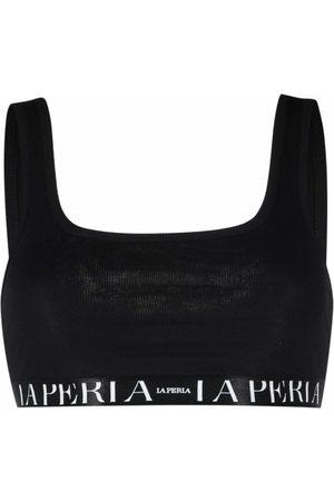 La Perla Women Bras - Logo tape sporty bra