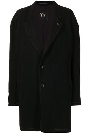Y's Oversized button coat