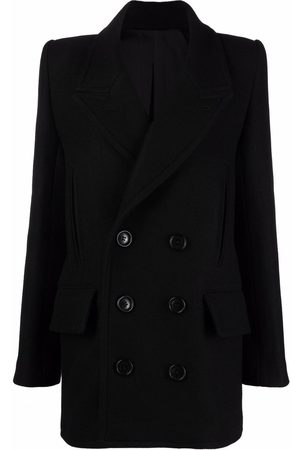 AMI Paris Tailored double-breasted coat