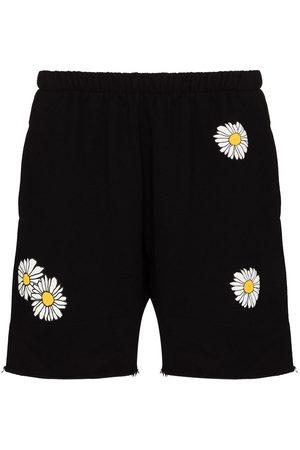 Natasha Zinko Daisy print shorts