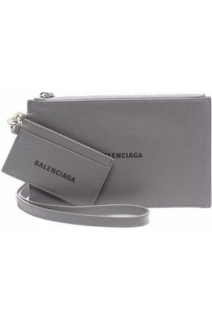 Balenciaga Cash pouch lanyard cardholder