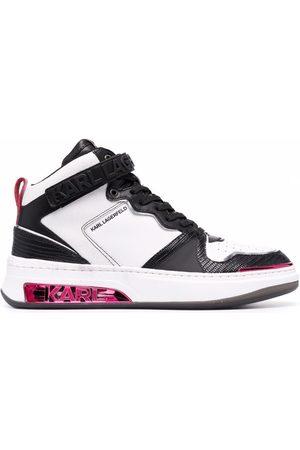 Karl Lagerfeld Elektra high-top sneakers