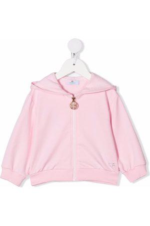 Chiara Ferragni Baby Hoodies - Eyestar zipped hoodie