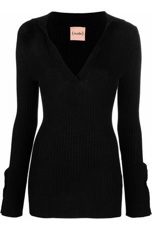 NUDE Knitted long-sleeve top