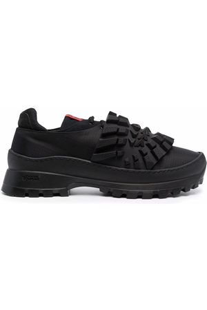424 FAIRFAX Low-top vibram-sole sneakers